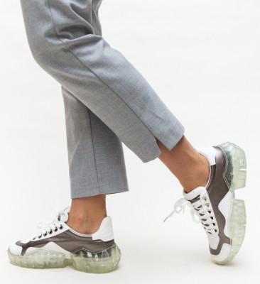Pantofi Sport Toxia Gri
