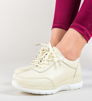 Pantofi Sport Walsh Bej