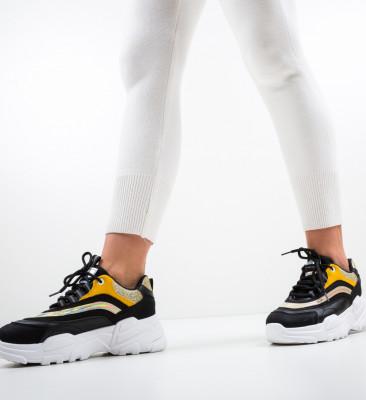 Pantofi Sport Watt Negri