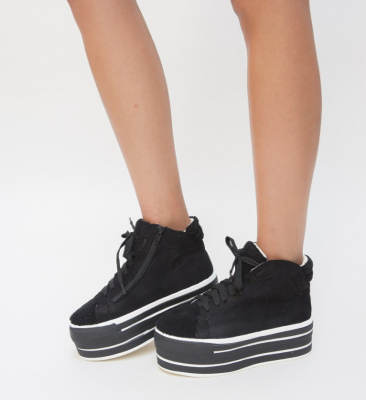 Pantofi Sport Zagoza Negri