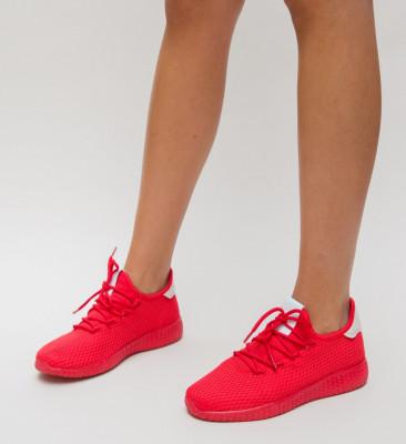 Pantofi Sport Zoha Rosii