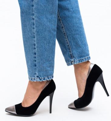 Pantofi Taco Negri 2