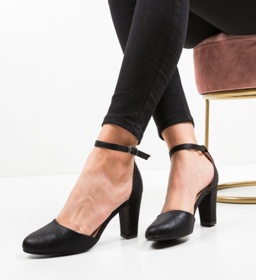 Pantofi Terp Negri
