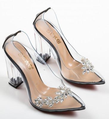 Pantofi Uzeyir Negri