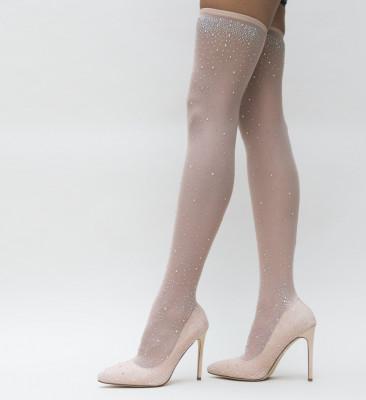 Pantofi Venus Bej