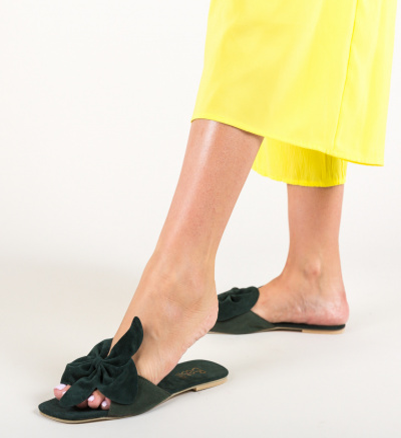Papuci Dojah Verzi