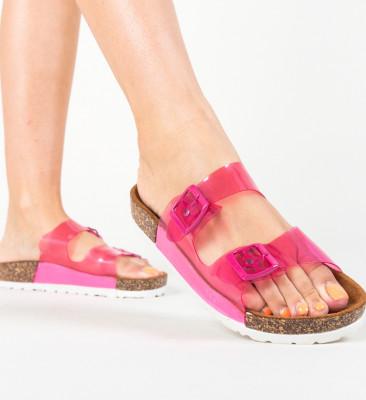 Papuci Niadora Roz