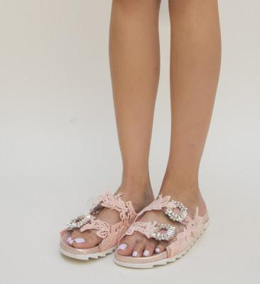 Papuci Zendo Roz