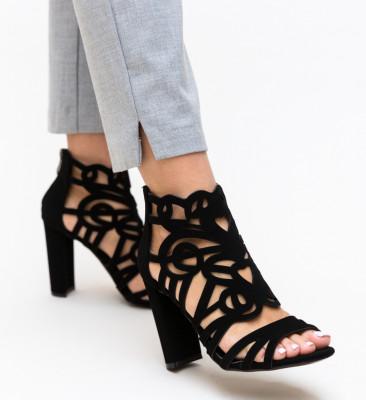 Sandale Aco Negre