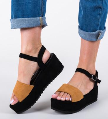 Sandale Audrey Camel