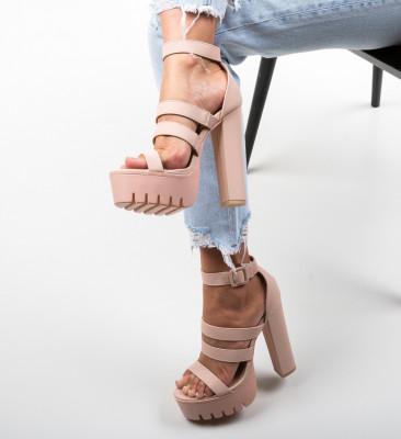 Sandale Bannist Bej