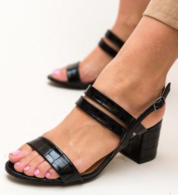 Sandale Bremen Negre