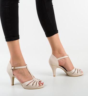 Sandale Cremga Bej