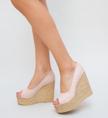 Sandale Degeb Roz