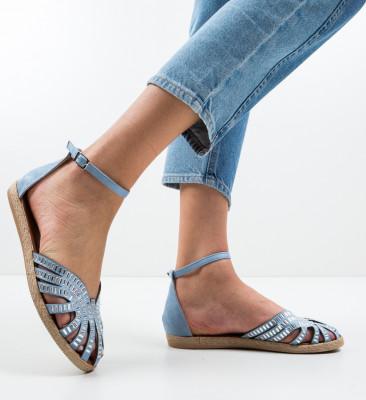 Sandale Egip Albastre
