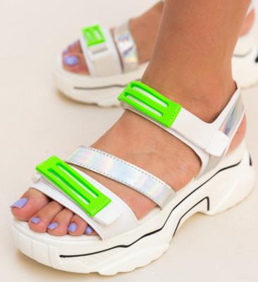Sandale Elemenix Verzi