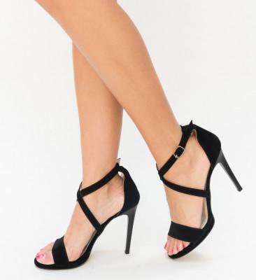 Sandale Elibo Negre