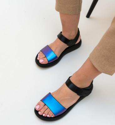 Sandale Emyr Albastre