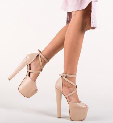Sandale Exol Bej 2