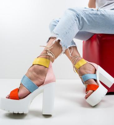 Sandale Izurc Roz
