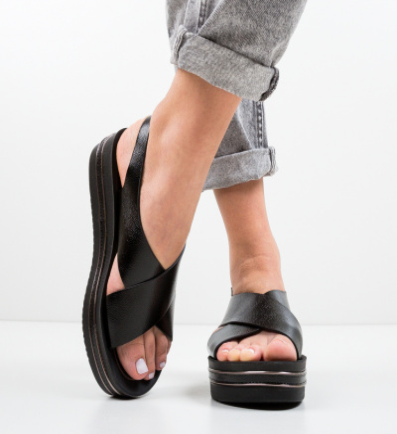 Sandale Jersa Negre