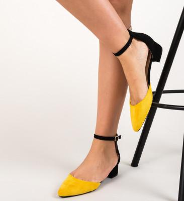 Sandale Kelinon Galbene