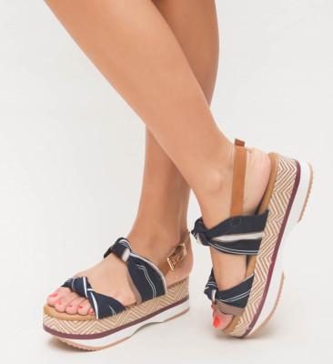 Sandale Laisez Bleumarin