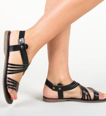 Sandale Listaka Negre