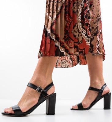 Sandale Medr Negre