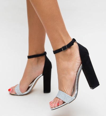 Sandale Mood Negre 5