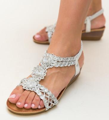 Sandale Munoz Argintii