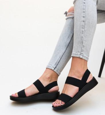 Sandale Nava Negre