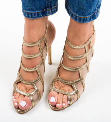 Sandale Nivelmo Aurii 2