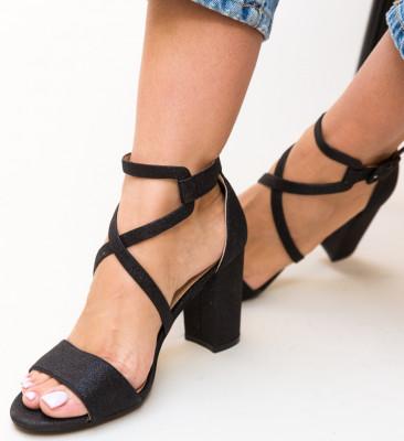 Sandale Obranio Negre 2
