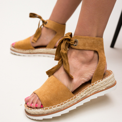 Sandale Otto Camel