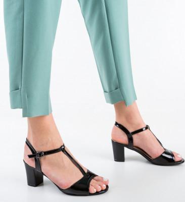 Sandale Palm Negre