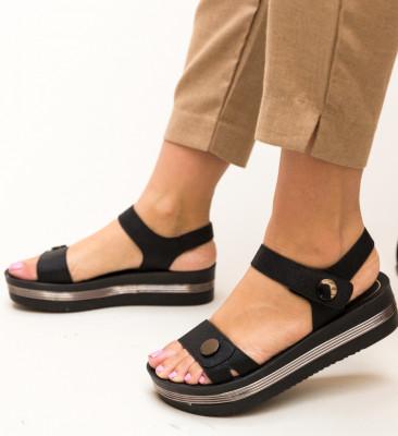 Sandale Penty Negre