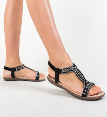 Sandale Pidano Negre