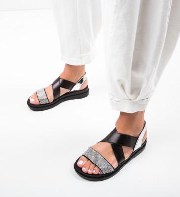 Sandale Pinos Argintii