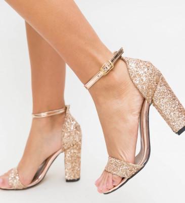 Sandale Pirel Aurii