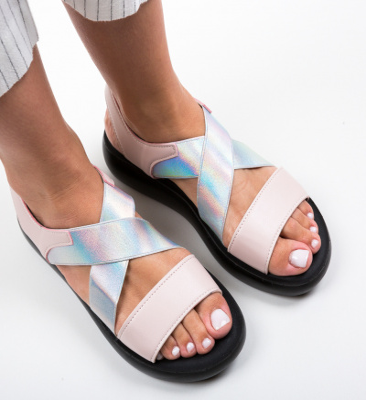 Sandale Primosi Roz 2