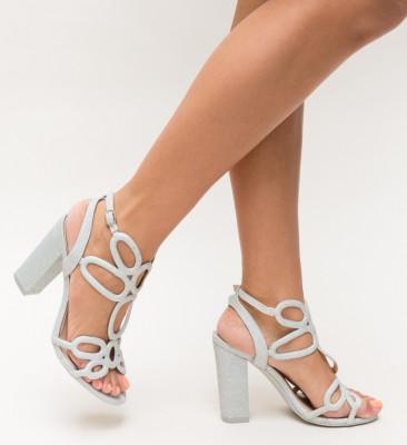 Sandale Rosali Argintii