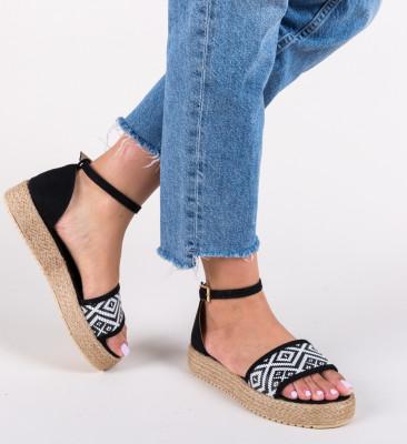 Sandale Rotwail Negre
