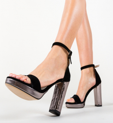 Sandale Siolo Gri