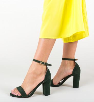 Sandale Soka Verzi