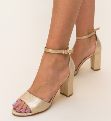 Sandale Spartanos Aurii