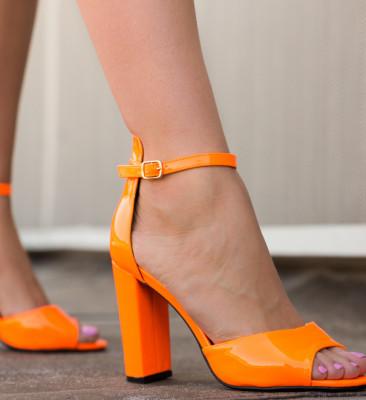 Sandale Tayab Portocalii
