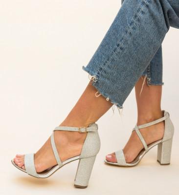 Sandale Tobi Arginti