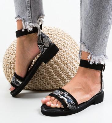 Sandale Wowse Negre