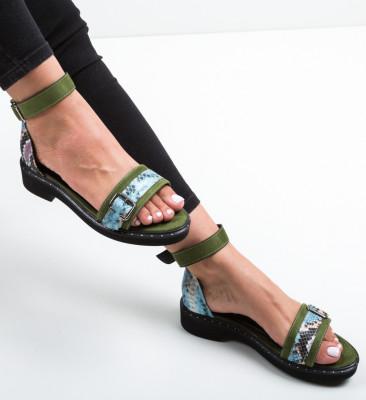 Sandale Wowse Verzi